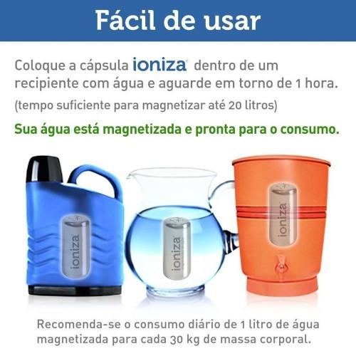 Ioniza  Magnetizador de Água