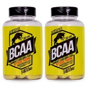 BCAA 1400 mg - 2 Meses