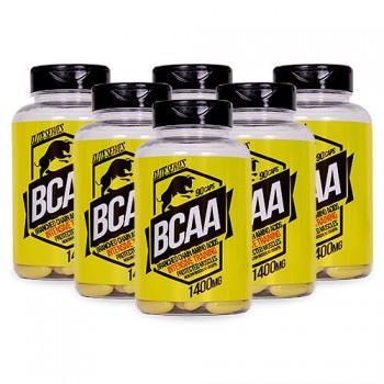 BCAA 1400 mg - 6 Meses