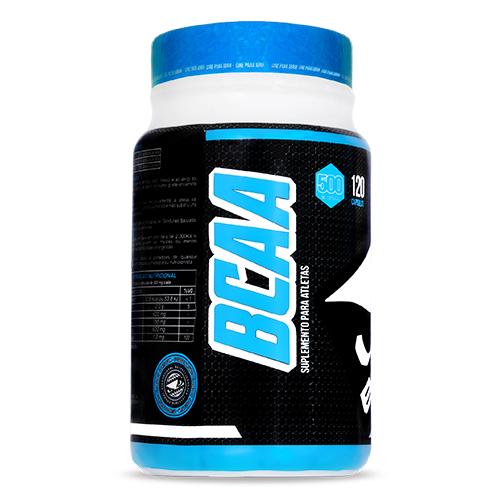 BCAA Bad Boy  | 120 Cápsulas