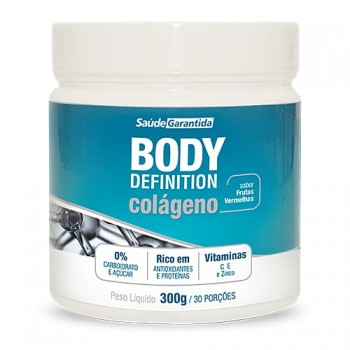 Colágeno | Body Definition