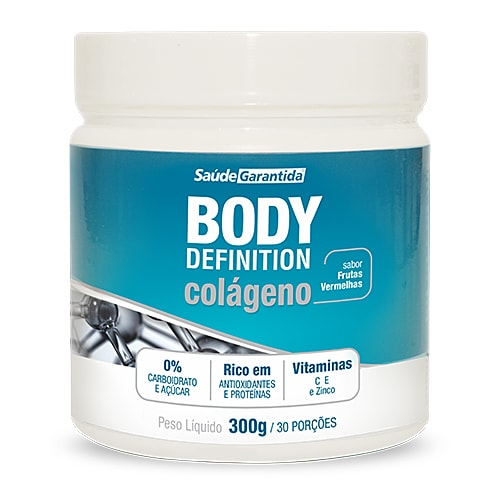 Colágeno Body Definition - 6 Unidades