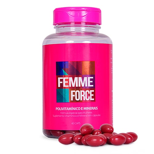Femme Force - 6 meses