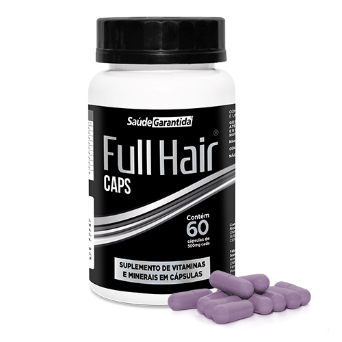 Kit Full Hair | Tratamento Capilar (2 meses)