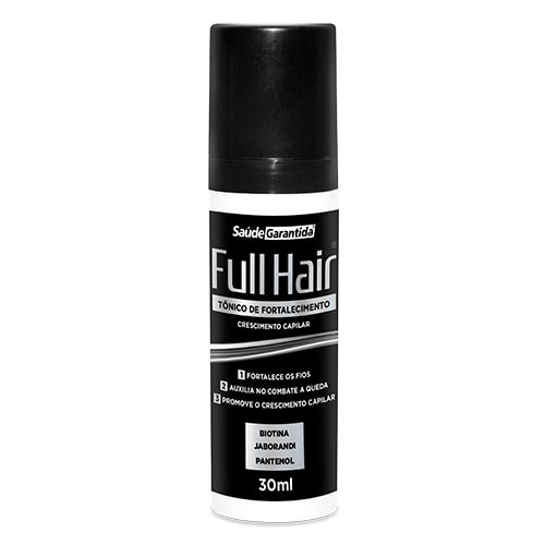 Kit Full Hair | Tratamento Capilar (6 meses)