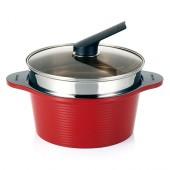 Kit Alumite Ceramic Pot 3 Peças | Happycall