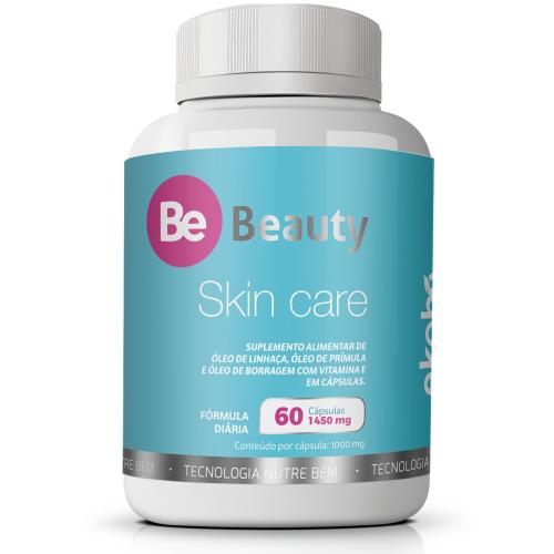 Be Beauty Skin Care 60 cápsulas
