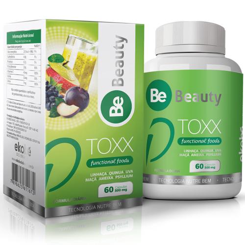 Be Beauty DToxx 60 cápsulas