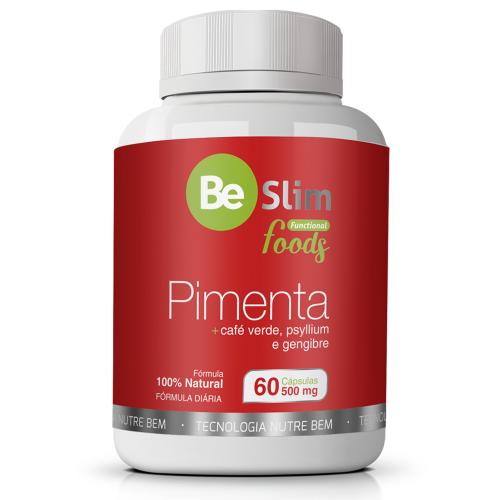 Be Slim Pimenta 60 cápsulas