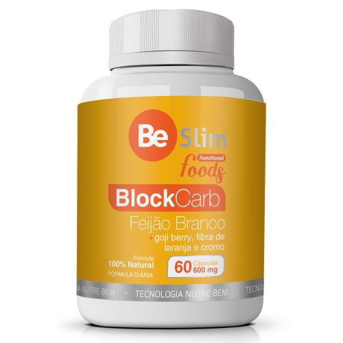 Be Slim Block Carb 60 cápsulas