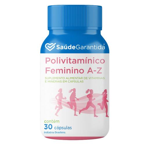 Polivitamínico Feminino de A a Z 180 cápsulas