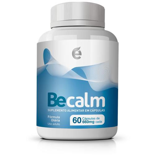 Be Calm 60 cápsulas