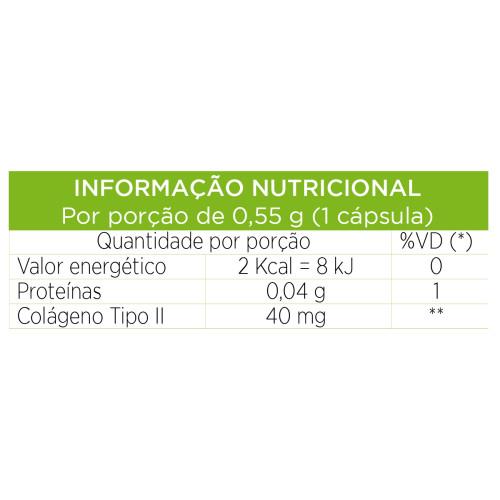 Colágeno Tipo 2 30 cápsulas