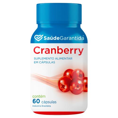 Cranberry 60 cápsulas