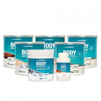 Kit Completo Body Definition