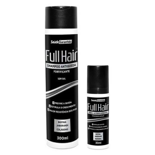 Kit Full Hair - 1 Shampoo + 1 Tônico