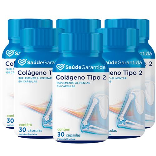 Colágeno Tipo 2 180 cápsulas