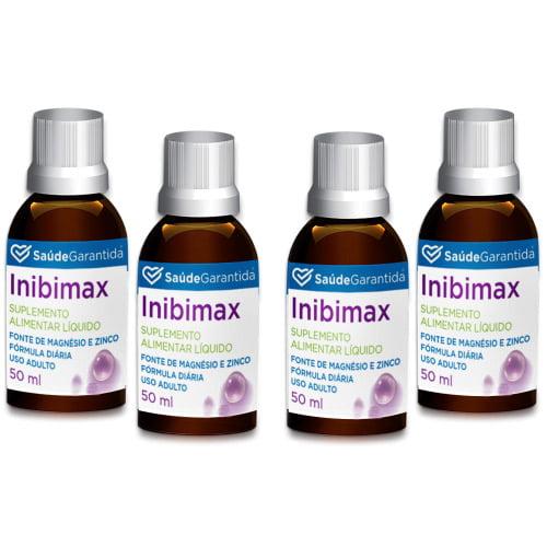 InibiMax | 4 Frascos