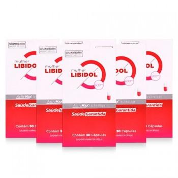 Libidol | Estimulante Sexual Feminino - Kit 6 meses