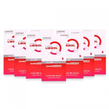 Libidol | Estimulante Sexual Feminino - Kit 9 meses