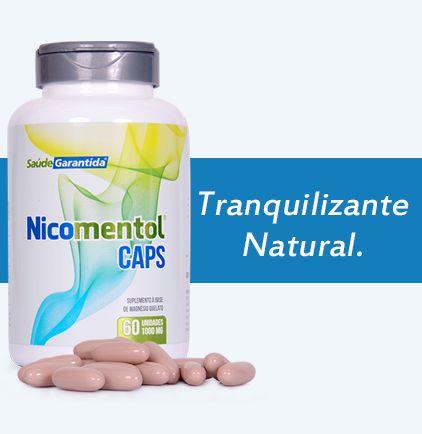 Nicomentol Caps