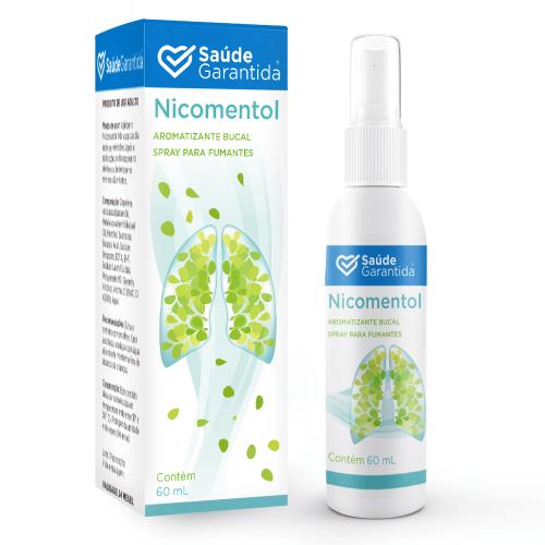 Nicomentol 2 spray + 120 cápsulas