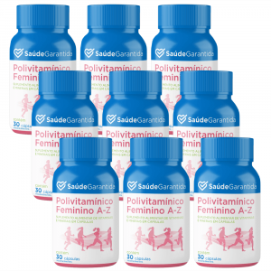 Polivitamínico Feminino de A a Z 270 cápsulas