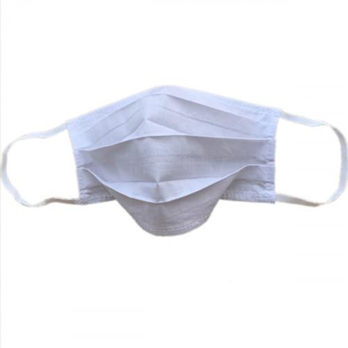 Máscara de Tecido 100% Algodão   2 unidades