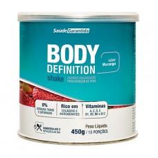 Shake Body Definition
