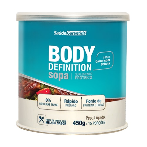 Kit Completo Body Definition - 7 Itens