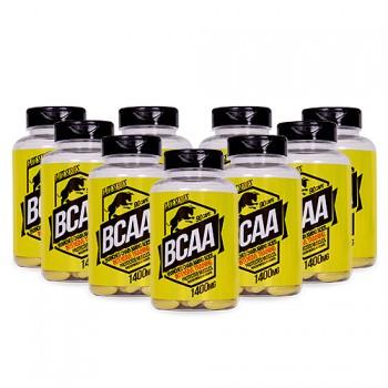 BCAA 1400 mg - 9 Meses
