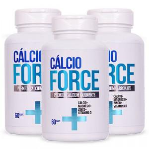 Cálcio Force - 3 Meses