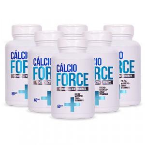Cálcio Force - 6 Meses