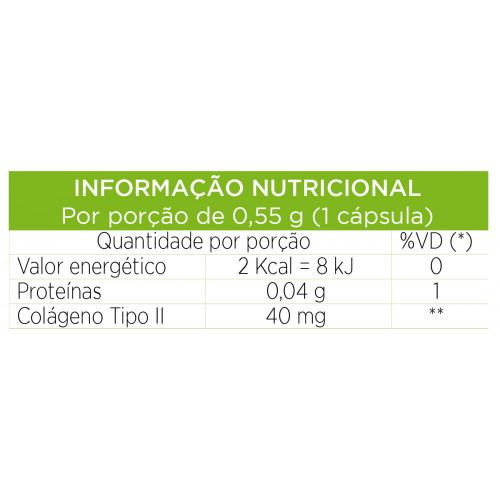 Colágeno Tipo 2 90 cápsulas